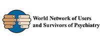 Logo of World Network of Users and Survivors of Psychiatry