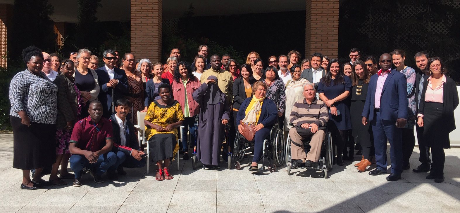 IASC Guidelines on Inclusion of Persons with Disabilities in Humanitarian Action: Validation Workshop
