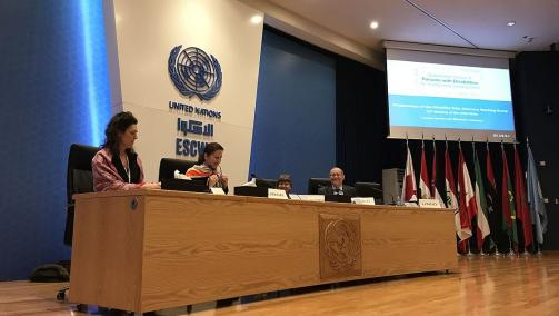CBM presented at the ninth IAEG-SDGs meeting in March 2019