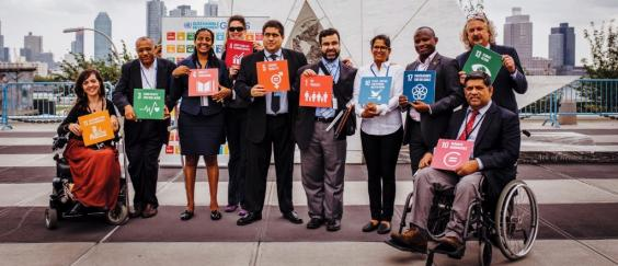 Stakeholder Group at the HLPF 2016