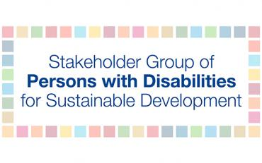 Learn More about the Participation of the Stakeholder Group of Persons with Disabilities at the HLPF