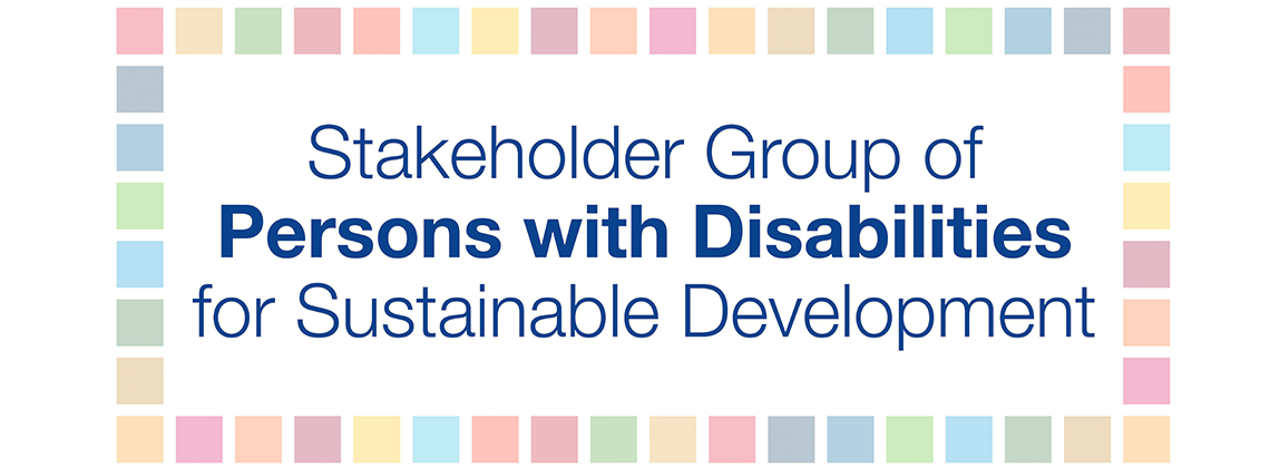 Asia Pacific Disability Constituency on Sustainable Development