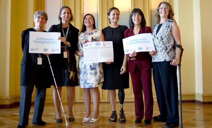 Women of the CRPD Committee