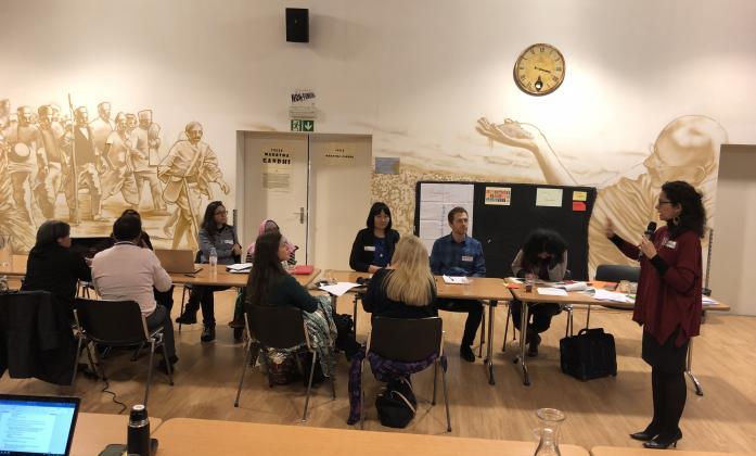 BRIDGE Training of Trainers Module A in Geneva, Feb 2018