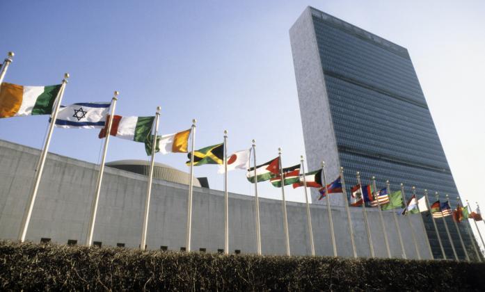 UN Secretariat Building