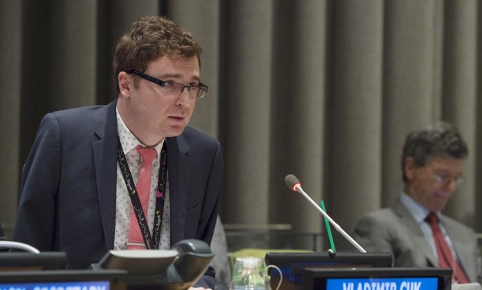Vladimir Cuk - High-level Segment of ECOSOC's 2015 session