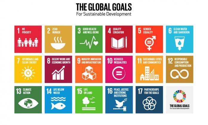 Logo of SDG's