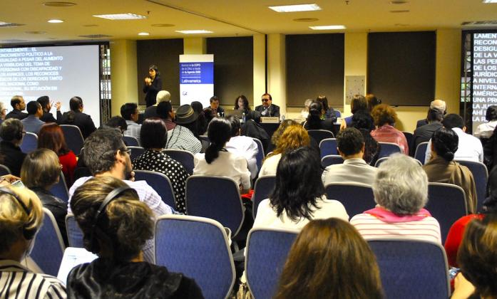 Latin America Conference plenary