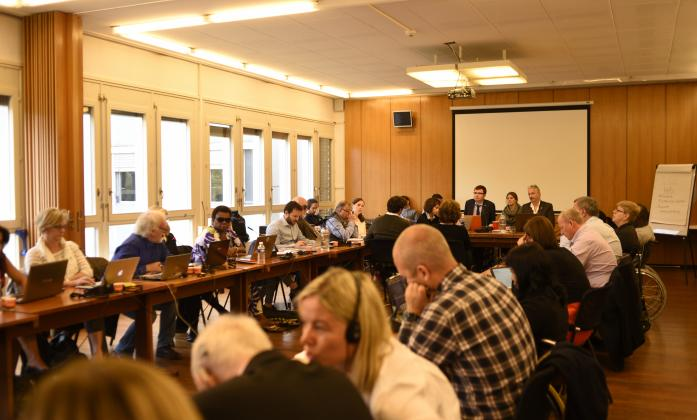 IDA Board meeting Geneva 2016