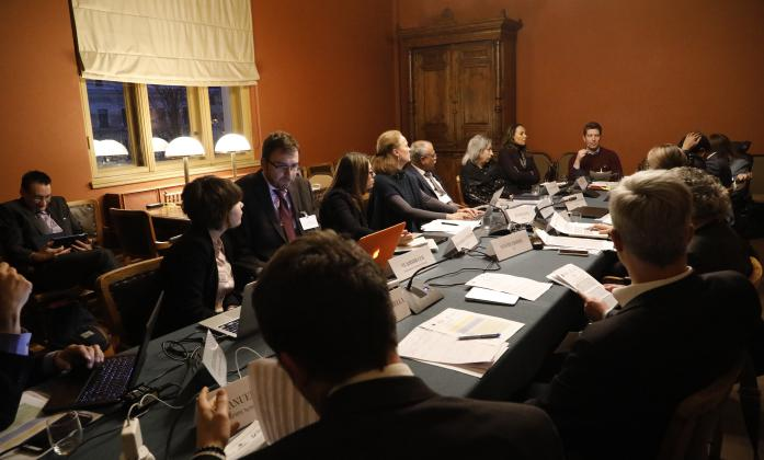Working group on Education