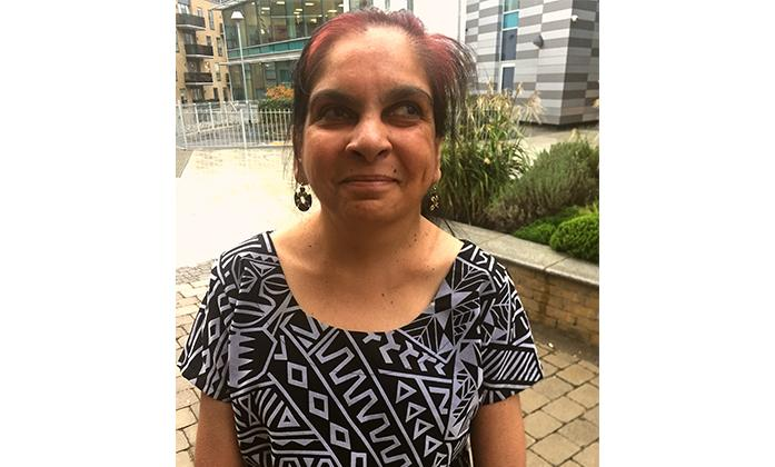 Angeline Chand completed the BRIDGE Training of Trainers Module B, Brighton 2017