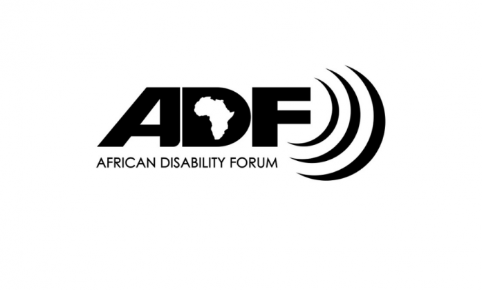 African Disability Forum logo
