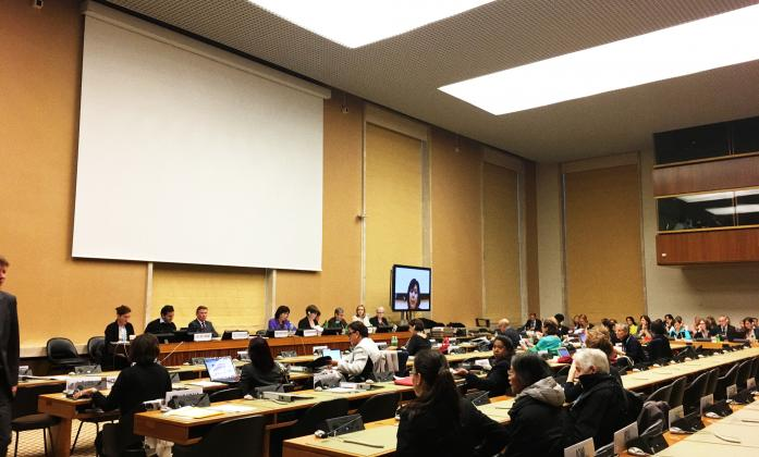 CEDAW Committee 65th Session