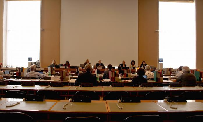 CESCR Committee 59th Session