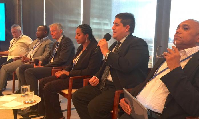 DPO panel at Ford Foundation