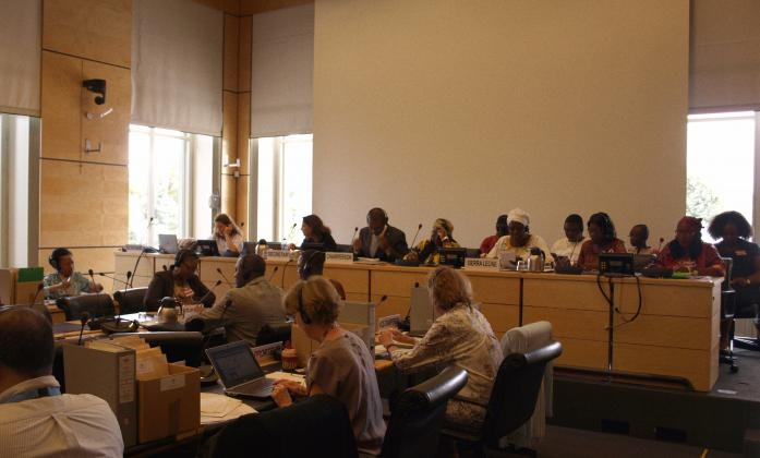 Committee for the Rights of the Child, 73rd Session, 13-30 September 2016