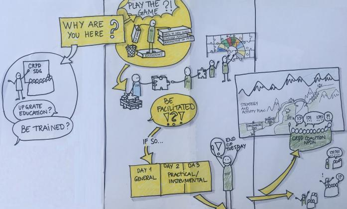 DPOD IDA Workshop - CRPD Drawing