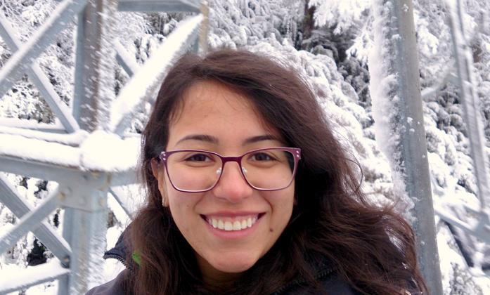 Fernanda Santana - youth delegate