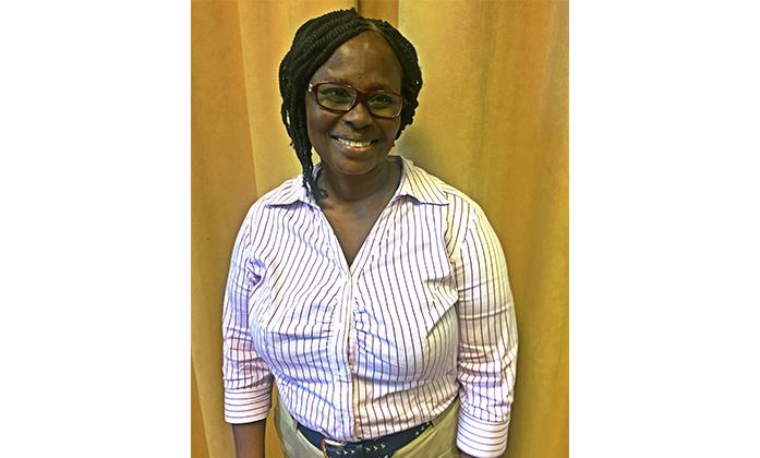 Gertrude Fefoame completed the BRIDGE Training of Trainers Module B, Brighton 2017