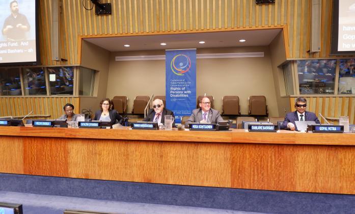 Panel at CSFCRPD2019