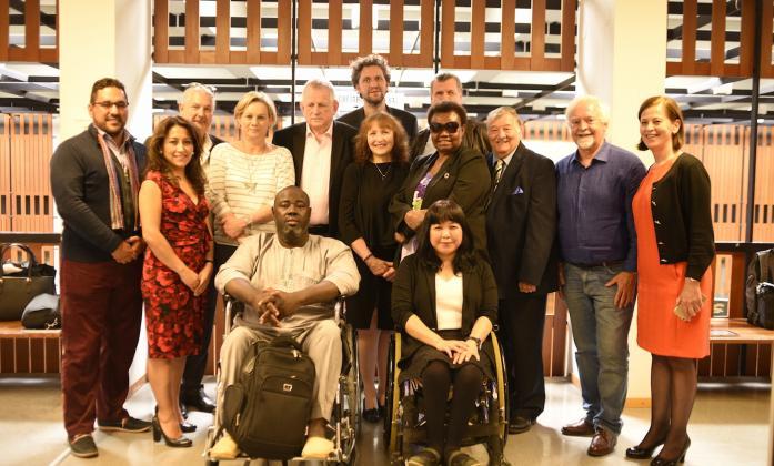 IDA Board Geneva 2016