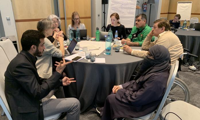 IASC Guidelines workshop participants