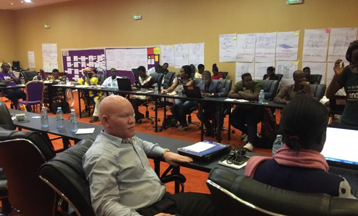 Participants attending the 6th day of Bridge Uganda Mod. 2