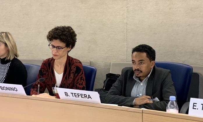 Berhanu Tefera, Executive Director of African Disability Forum