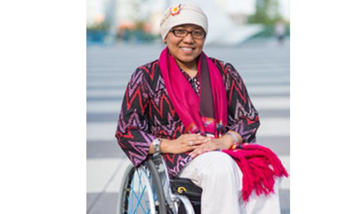 Risna Utami completed the BRIDGE Training of Trainers Module B, Brighton 2017