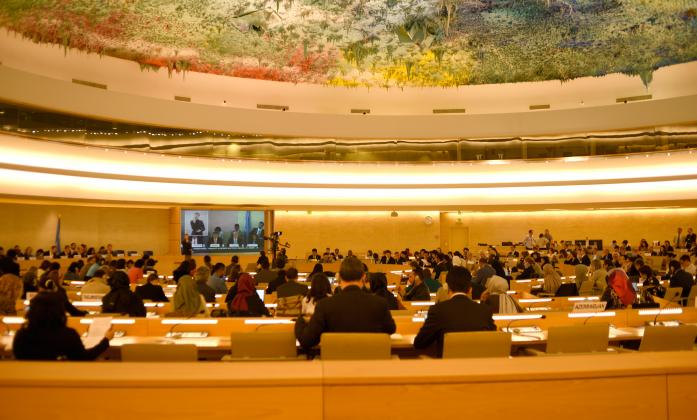 Social Forum 2016, Palais des Nations, Geneva