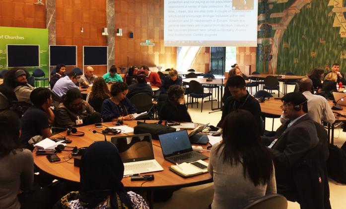 DRR meeting, Geneva May 2019