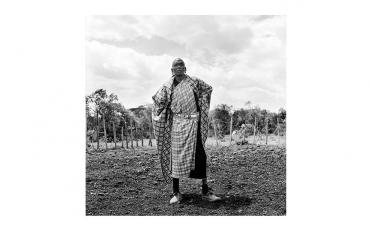Photo Masai man