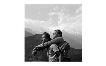 Activist and his assistant, Annapurna