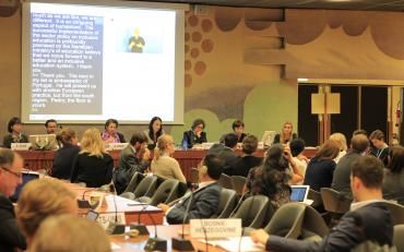 Side Event to HRC36 on Inclusive education