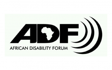 ADF logo - African Disability Forum