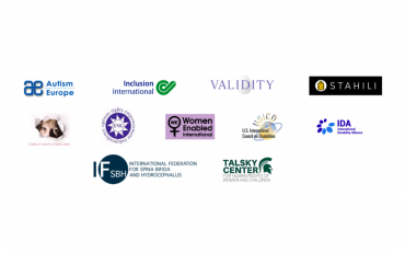 Logos of organisations bringing the call to action