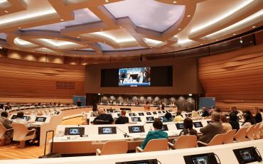 CRPD Committee session