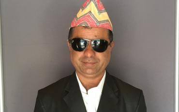 Puspa Raj Rimal, WFDB board member