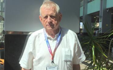 Geir Jensen, WFDB president