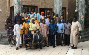 Workshop on the CRPD Committee's Review Process in Dakar