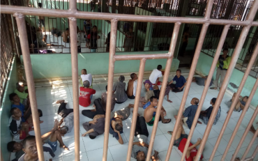 Galuh social care institution in Bekasi City, not far from Jakarta, October 2018. Photo by Indonesian Mental Health Association.