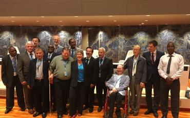 The CRPD Committee