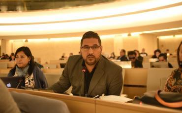 Salam Gomez, WNUSP, during SForum2016