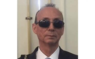 Frederick Schroeder is the President of the World Blind Union