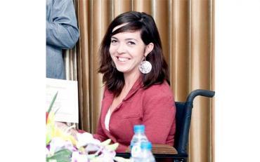 Megan Smith, IDA 2030 Agenda Liaison Officer