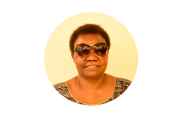 Nellie Caleb (Co-Chair, Pacific Disability Forum)