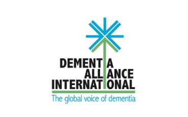 Dementia Alliance International logo