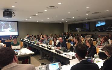 The GLAD side-event organised by IDA and DFAT, Australia, during COSP10