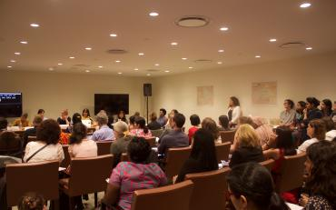 A side-event during the 10th session of the COSP in 2017