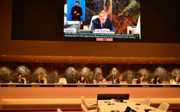 Opening of the 18th CRPD Committee session